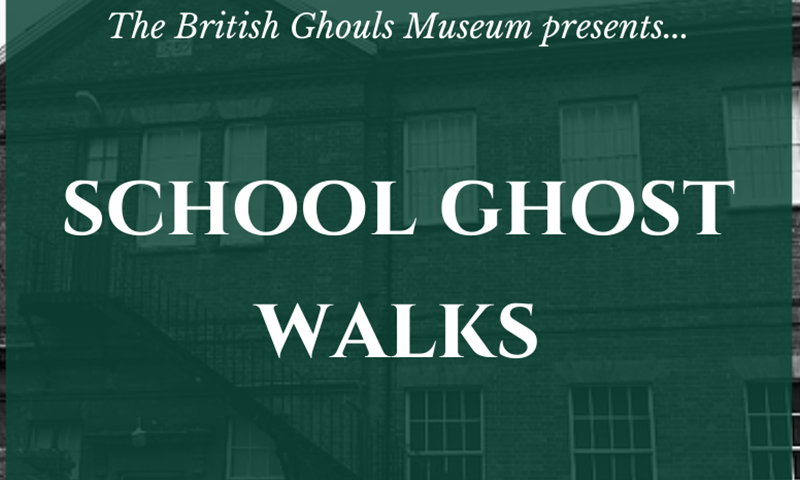 The British Ghouls Museum presents... (2)